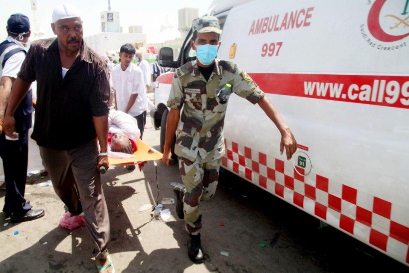 Iraan: palverändurite surmas on süüdi Saudi Araabia valitsus