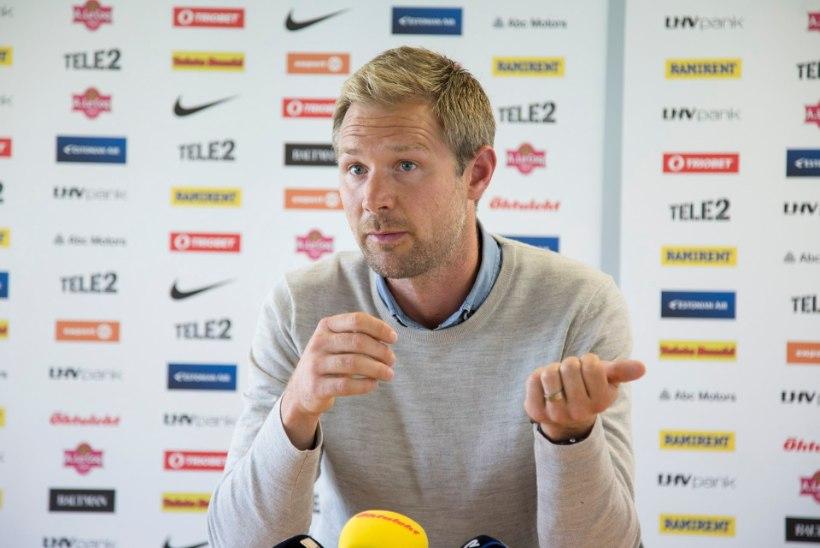 Pehrsson: Henrik Ojamaa jaoks pole koondiseuks suletud