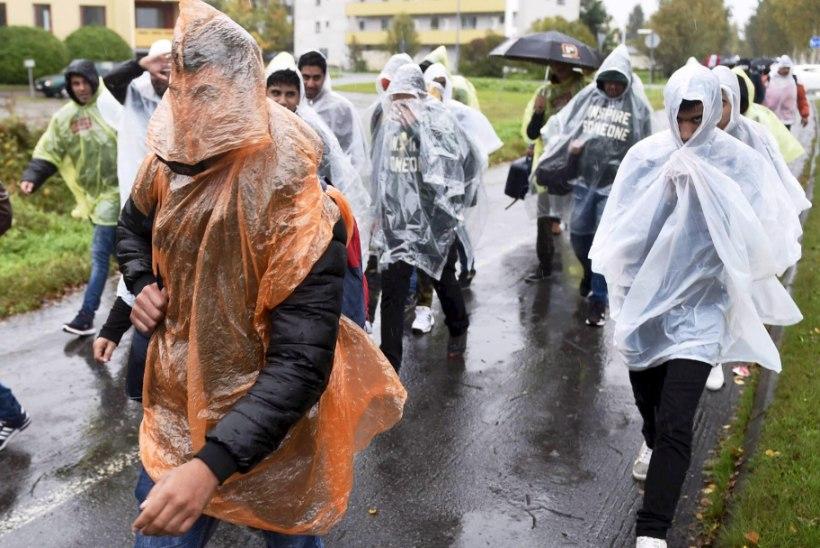Iraaklastest asüülitaotlejad: Soome on paha maa