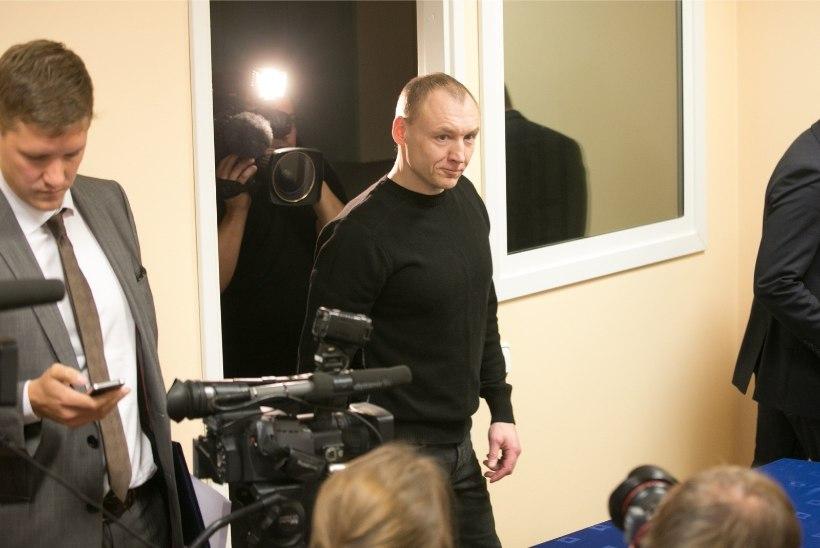 ÕHTULEHE VIDEO | Eston Kohver tagasi Eestis: väga hea meel on taas kodumaal olla!