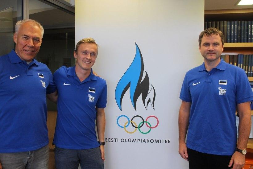 Selgusid Eesti spordilaulu konkursi võitjad