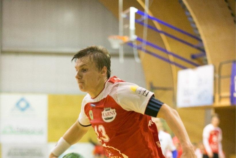 Serviti alustas Balti liigat kahe valusa kaotusega
