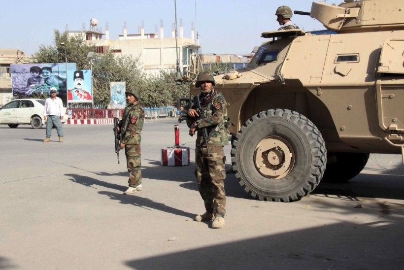Taliban ründab Afganistanis olulist linna