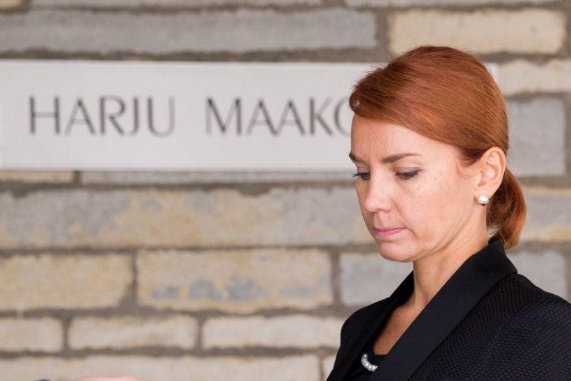 GALERII | Keit Pentus-Rosimannus loobus oma isa kohtuasjas tunnistuste andmisest