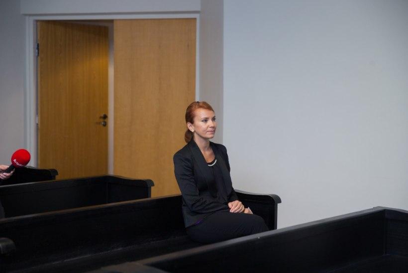Pentus-Rosimannus loobus oma isa kohtuasjas tunnistamast