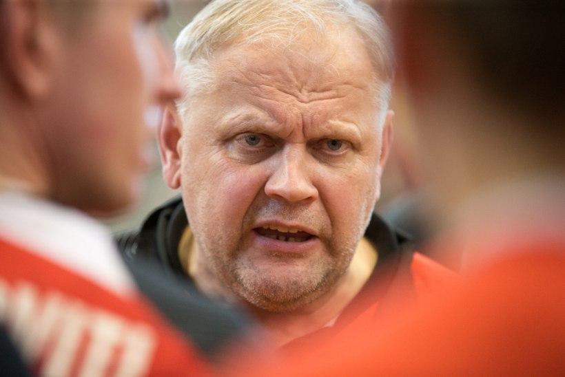 Kalmer Musting: sellised kaotused on treeneri kaotused