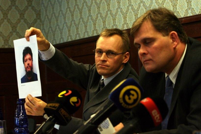 Dresseni pidas kinni ja andis piiril Kohveri vastu üle sama kaitsepolitsei ametnik