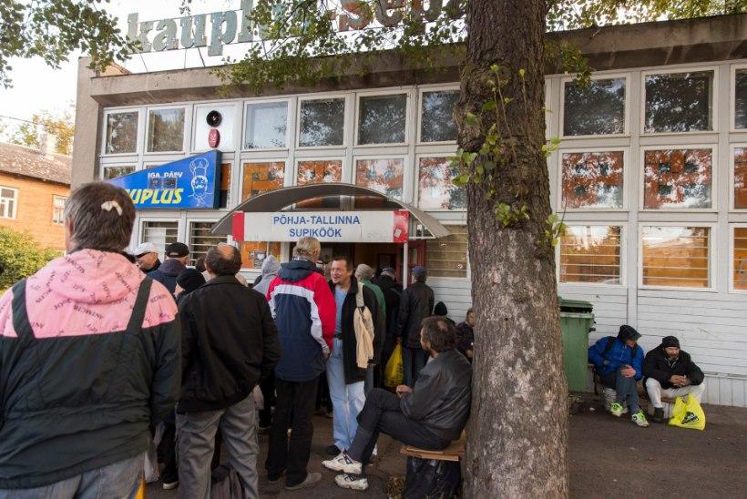 ÕHTULEHE VIDEO JA GALERII | Legendaarne Sepa tänava supiköök pakkus viimse supi