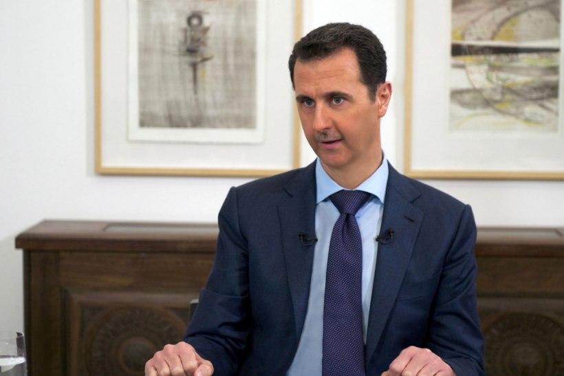 Obama peab al-Assadi veriseks türanniks ja Putin vapraks võitlejaks