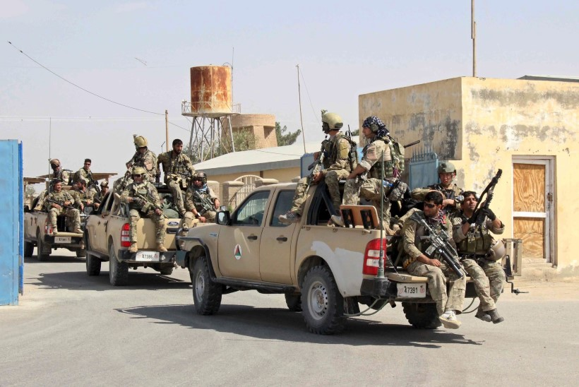 Põhja-Afganistanis käivad lahingud