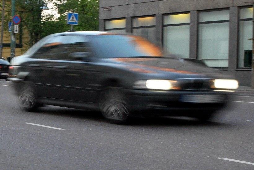 Eesti teedele võivad tullad mobiilseid kiiruskaamerad