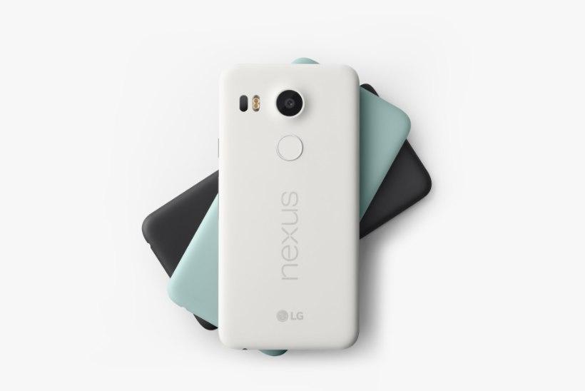 SAAGE TUTTAVAKS: uus Nexus 5X