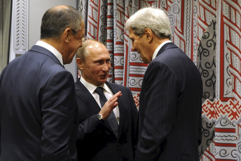 Putin New Yorgis: demokraatia asemel lokkab Lähis-Idas ja Põhja-Aafrikas vägivald