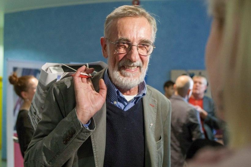 Lembit Ulfsak võitis Baltic Stari preemia