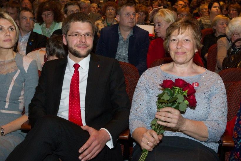 Ossinovski otsib naist ehk peeglike, peeglike seina peal… kes oleks parim naisminister?