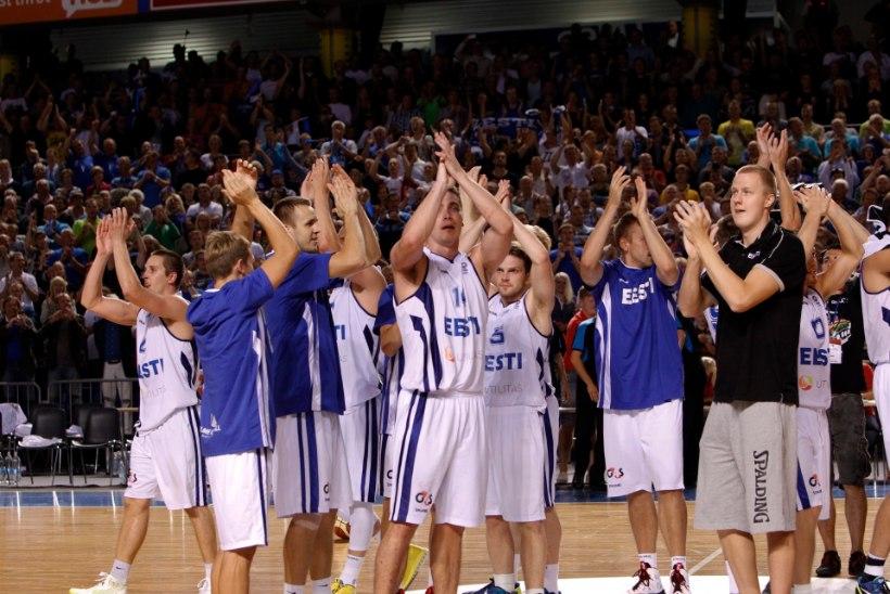 Ville Arike | Eesti viisid EMile hea kokkumäng, sobiv tähtede seis ja veidi õnne