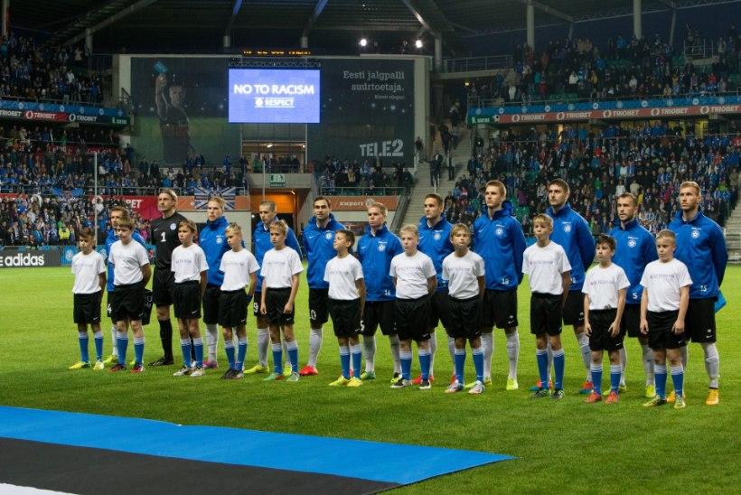 Eesti meeste jalgpallikoondis lasi Rwanda ja Togo endast mööda!