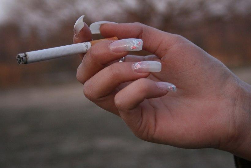 Rasedana suitsetamine keerab lastelaste tervise kihva