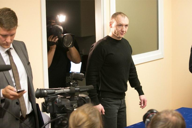Kapo asejuht Eston Kohveri vabastamise tagamaadest: Kohver sai vanglas kapolt sõnumeid, piiratud infoväljas on iga tilk värsket infot ülioluline