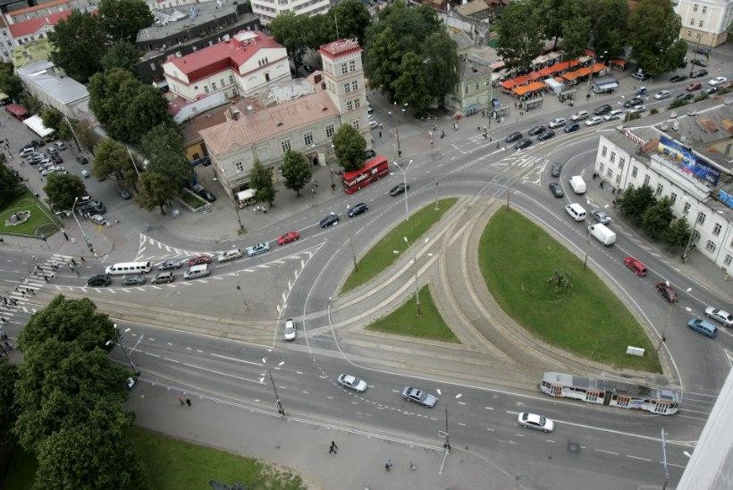 Tallinn hakkab peateed kujundama jalakäijasõbralikuks