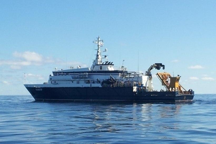 USA mure: Venemaa laevastiku uurimislaev meie rannikul