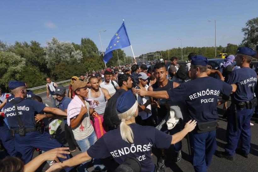 ÜRO NÕUAB: Euroopa Liit peab jagama omavahel 200000 pagulast