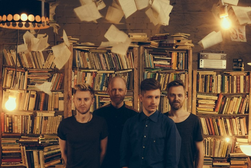 Ewert and The Two Dragons annab Eestis kaks kontserti