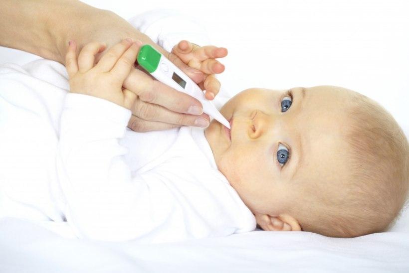 RASKE TÕBI ON EUROOPAS TAGASI: Ukrainas diagnoositi lastehalvatus kahel lapsel