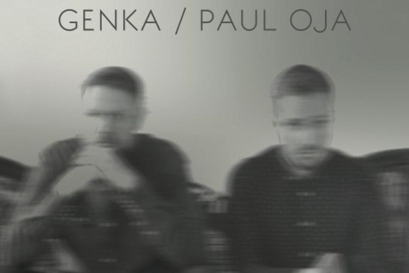 Aasta hip-hopi albumi võitjad Genka ja Paul Oja peavad Privés albumipidu