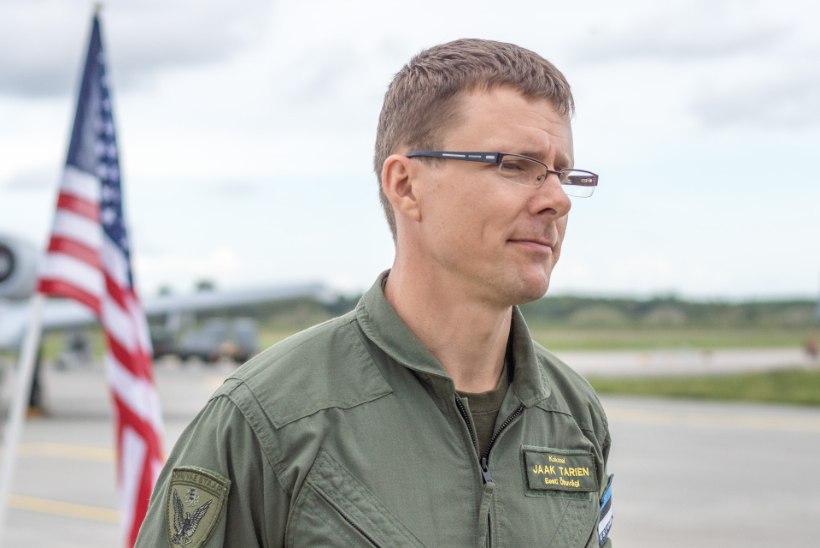 GALERII | Hävitaja F-22 piloot: oleme suuresti kontoritöötajad
