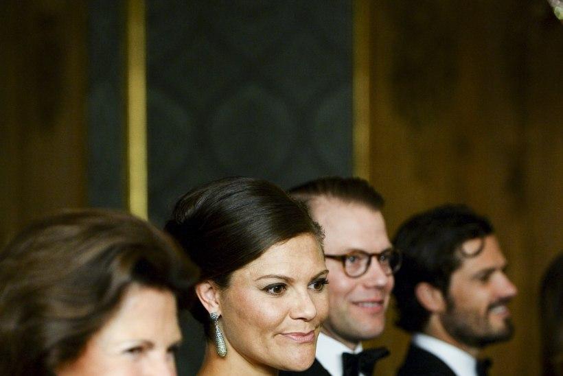 Rootsi kroonprintsess ootab teist last