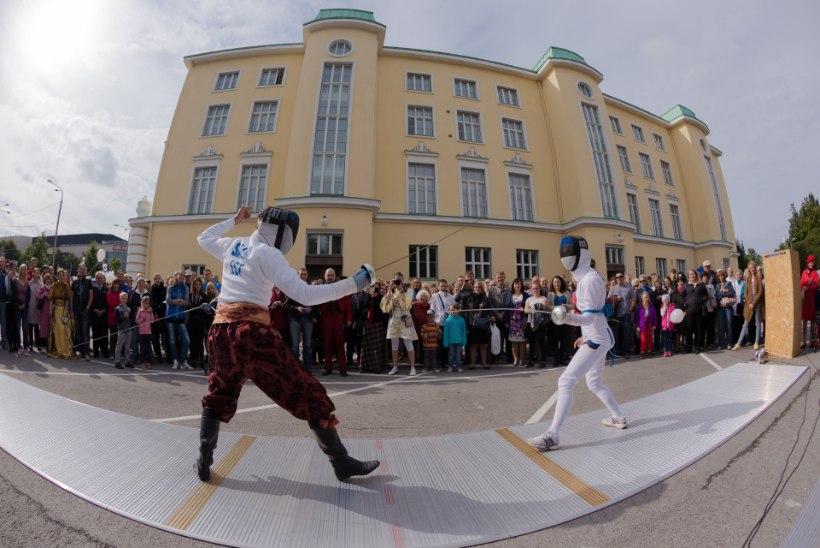 Estonia teatrilaadal valiti  Eesti kõige valjema häälega inimest