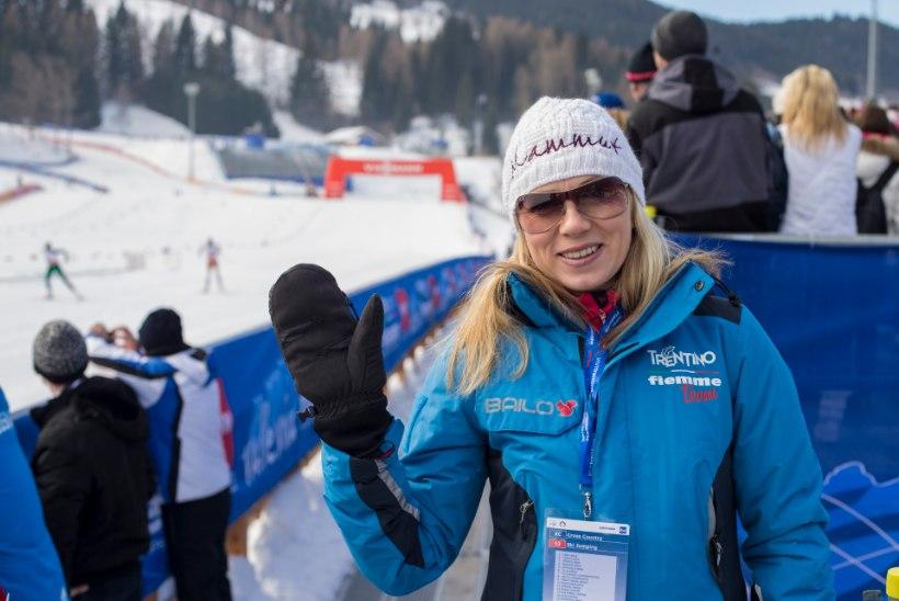Kristina Šmigun-Vähi enam suusatamist ei jälgi: see ei paku mulle üldse huvi!