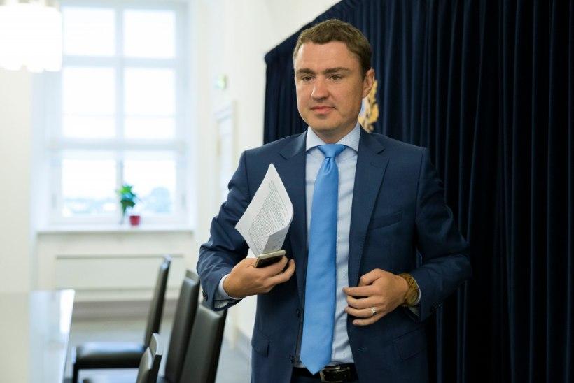 Rõivas: Ossinovski valitsusse tulek lihtsustab koostööd