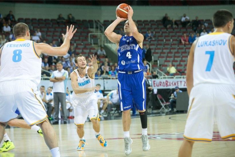 ÕHTULEHT RIIAS | Silm peas, Eesti korvpallikoondis alistas Ukraina!