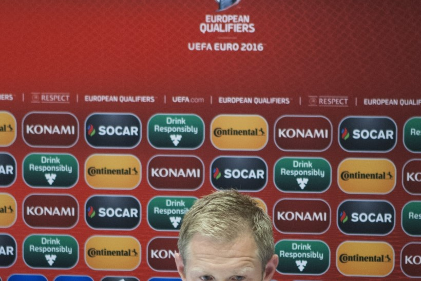 ÕHTULEHT SLOVEENIAS | Magnus Pehrsson: plaan on võita!