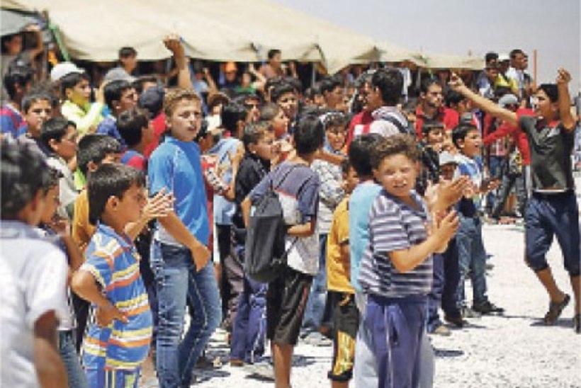 Riigikogulased lähevad Jordaania põgenikelaagrisse
