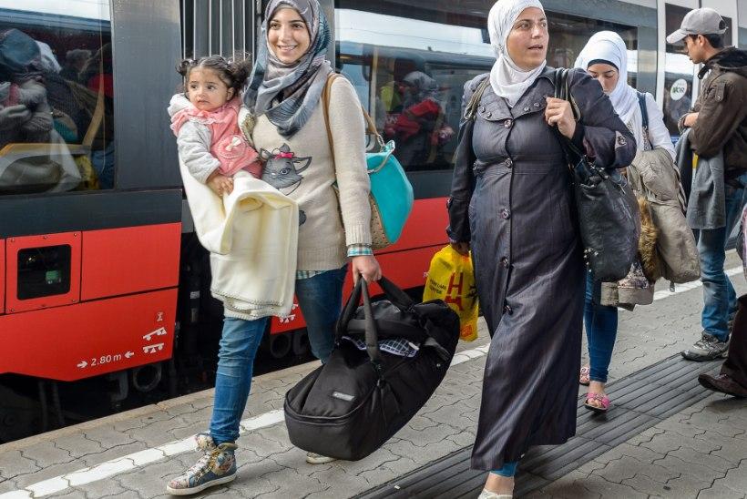Hollandi leht: uues pagulaste jaotusplaanis säästetakse Balti riike, Eesti osa on 373 inimest