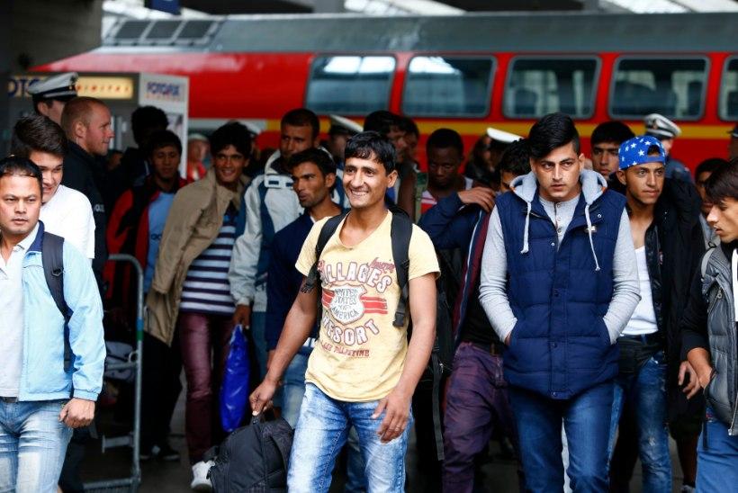 Saksamaa kulutab tuleval aastal põgenikele 10 miljardit
