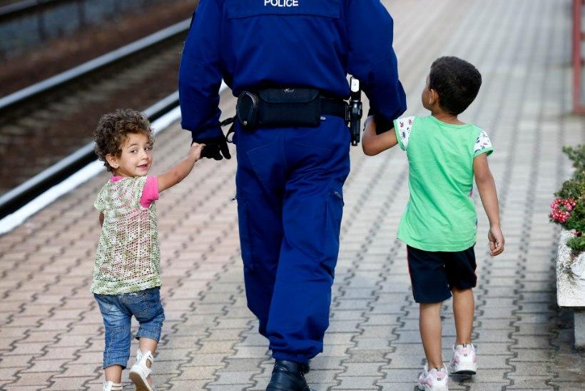 Kas võtaksite pagulase enda juurde elama?
