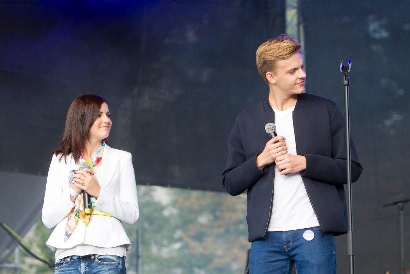KORRALDAJAD RAHUL: sõbraliku Eesti toetuskontserti külastas ligi 7000 inimest