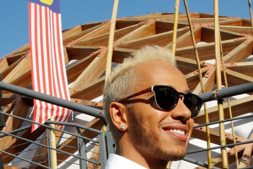 FOTO | VAHI PILLI! Lewis Hamilton küsib abi: kas osta endale 509 000 eurot maksev luksusmaastur või mitte?