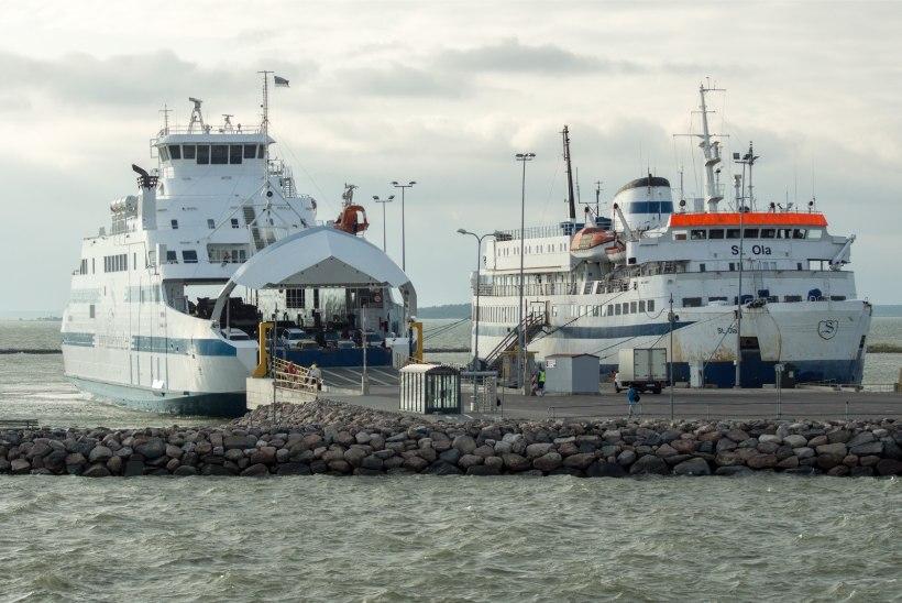 Väinamere Liinid: Palo lükaku oma valeväited ümber!