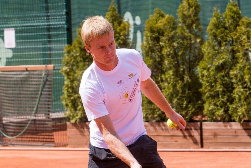 Zopp pääses paarismängus Shanghai turniiri poolfinaali!