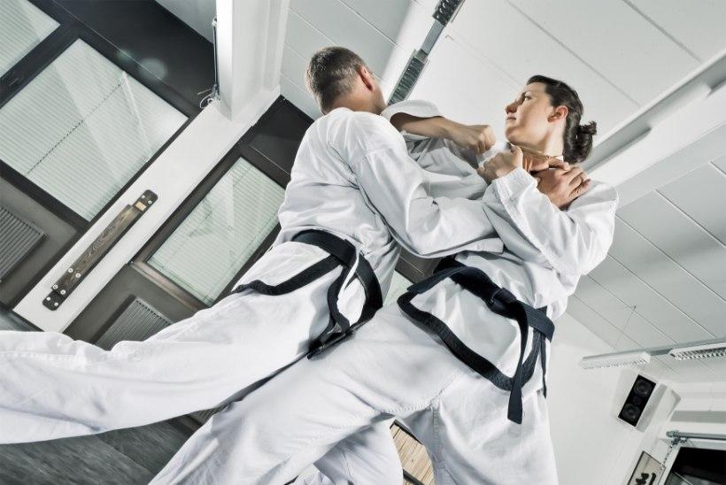 Body Combat – tund täis võitlust kujuteldava vaenlasega