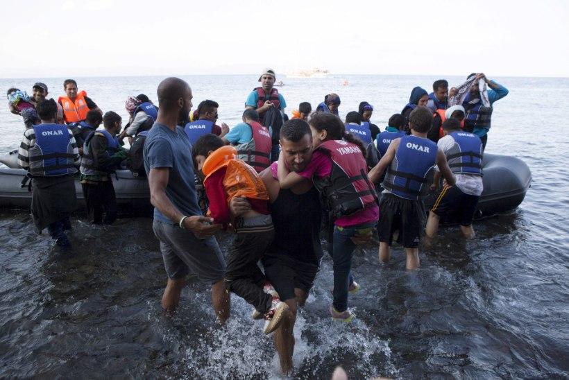 Prantsusmaa: kui me kõik Lähis-Ida põgenikud Euroopasse laseme, on Islamiriik võitnud