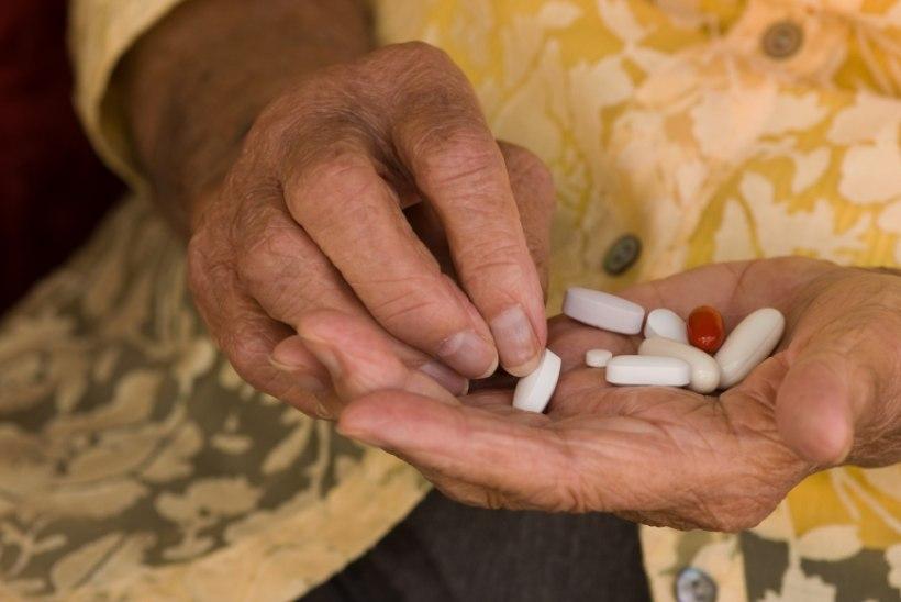 Milliseid vitamiine vajavad eakad?