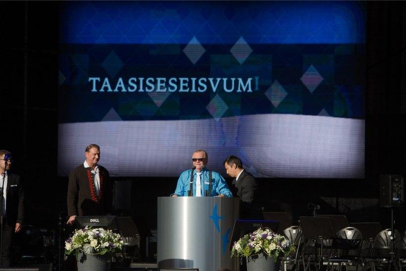 Politoloog: Savisaar on on riigikogu opositsioonipartei staatusega leppinud