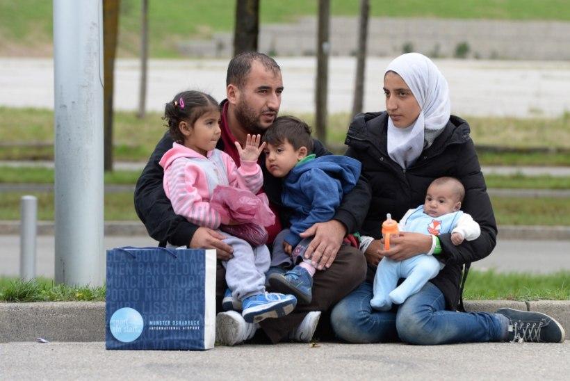 OMAVALITSUSJUHT: pagulaste majutamist ei takista korterite puudus, vaid selgusetus!