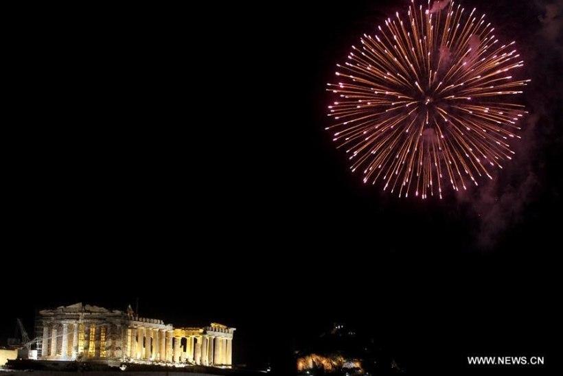Смотри, как встречали Новый год в разных странах мира